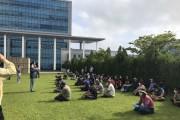 신안군 무허가 바지선 어민, 일제정비 단속 항의
