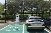 한전, 전기차 충전기술 개발 셀프주유보다 간편해진다