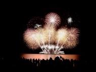 경자년 새해 희망과 낭만을 담은 보성 율포해변 불꽃축제